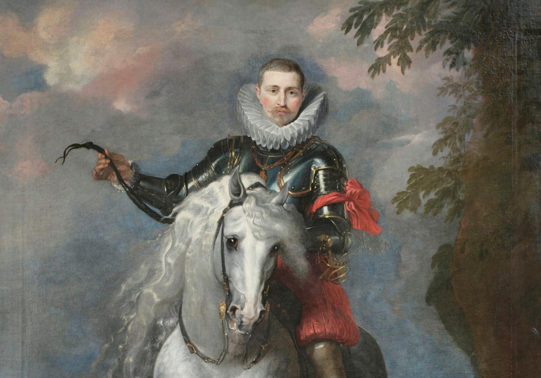 Don Rodrigo Calderón y La Adoración de los Reyes Magos de P. P. Rubens